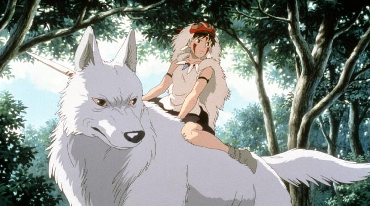 Princesse Mononoké – Studio Ghibli (1997)