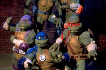 La cinquième tortue ninja