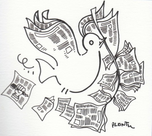 Drawing-for-peace-a-signature-cartoon-by-Plantu-527x472