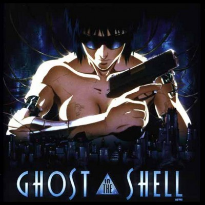 Ghost in the Shell de Masamune Shirow - édité chez Kodansha (Japon) et Glénat (France)