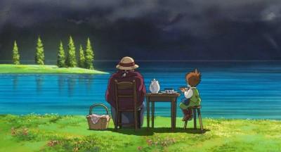 Le Château ambulant – Studio Ghibli (2004)