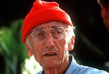 Cosplayeur reconnu, il aimait aussi se faire passer pour Jacques-Yves Cousteau, le gourgandin ! Notez cette illusion admirable.
